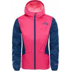 Kurtki dziewczęce: The North Face Kurtka Dziewczęca G Zipline Rain Jacket Petticoat Pink/Blue Wing Teal L