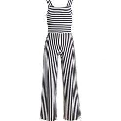 Odzież damska: Armani Exchange Kombinezon navy/white