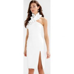 Sukienki hiszpanki: True Decadence Sukienka koktajlowa white