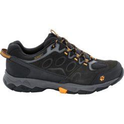 Buty trekkingowe męskie: Jack Wolfskin Buty męskie MTN Attack 5 Texapore Low M Burly Yellow  r. 42.5  (4017581-3800)