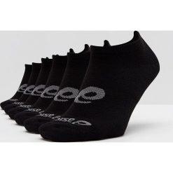 Skarpetki męskie: Asics Skarpety męskie 6PAK Invisible Sock Performance Black r. 38-42 (62289)