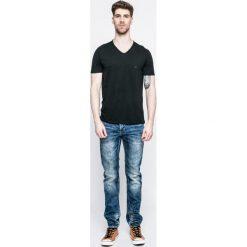 Blend - Jeansy. Brązowe jeansy męskie relaxed fit marki Blend, l, z bawełny, bez kaptura. W wyprzedaży za 159,90 zł.