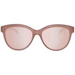 Guess Damskie Okulary Przeciwsłoneczne, Brązowe. Niebieskie okulary przeciwsłoneczne damskie lenonki marki Guess, z materiału. Za 235,00 zł.