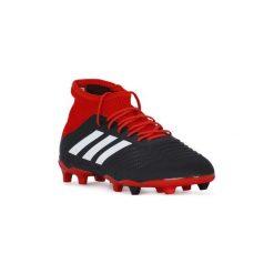 Buty do piłki nożnej adidas  PREDATOR 18.1 FG J. Brązowe halówki męskie Adidas, do piłki nożnej. Za 412,46 zł.