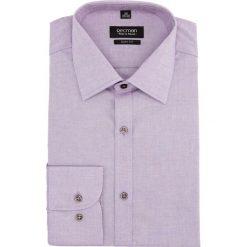 Koszula bexley 2219 długi rękaw slim fit fiolet. Czerwone koszule męskie slim marki Recman, m, z długim rękawem. Za 69,99 zł.