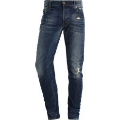 GStar ARC 3D SLIM Jeansy Slim Fit hadron stretch denim. Niebieskie jeansy męskie relaxed fit marki G-Star. Za 609,00 zł.