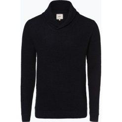 Redefined Rebel - Sweter męski – Bodie, niebieski. Niebieskie swetry klasyczne męskie Redefined Rebel, l. Za 179,95 zł.