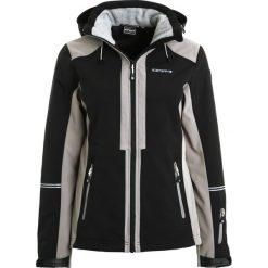 Icepeak NELLY  Kurtka narciarska black. Czarne kurtki damskie narciarskie marki Icepeak, z elastanu. W wyprzedaży za 411,75 zł.