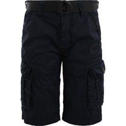 Cars Jeans KIDS MATHA FINE  Bojówki navy. Niebieskie jeansy męskie regular Cars Jeans, z bawełny. Za 149,00 zł.
