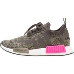 Adidas Originals NMD_R1 PK Tenisówki i Trampki utility grey/shock pink. Szare tenisówki damskie marki adidas Originals, z gumy. W wyprzedaży za 636,65 zł.