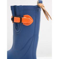 Aigle POP Kalosze klein/pavot. Niebieskie buty zimowe damskie Aigle, z kauczuku. Za 179,00 zł.