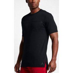 Koszulki sportowe męskie: Nike Koszulka męska Jordan Men`s 23 Lux Classic Pocket T-Shirt grafitowa r. S (843082 091)