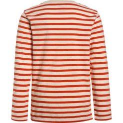 Scotch Shrunk AMS BLAUW LONG SLEEVE  Bluzka z długim rękawem orange. Niebieskie bluzki dziewczęce bawełniane marki Scotch Shrunk. Za 129,00 zł.