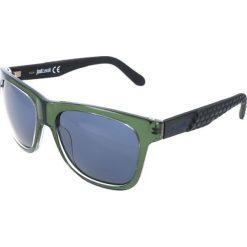 """Okulary przeciwsłoneczne damskie aviatory: Okulary przeciwsłoneczne """"JC648S 96V"""" w kolorze zielono-niebieskim"""
