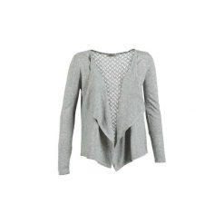 Swetry rozpinane / Kardigany Betty London  ELLIANE. Szare kardigany damskie marki Betty London, l. Za 125,30 zł.
