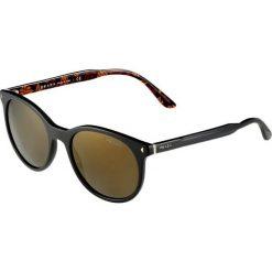 Okulary przeciwsłoneczne męskie: Prada Okulary przeciwsłoneczne dark grey/gold