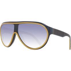 Okulary przeciwsłoneczne męskie: Okulary męskie w kolorze niebiesko-szarym
