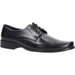 Czarne buty wizytowe skórzane sznurowane Windssor 290. Czarne buty wizytowe męskie Windssor, na sznurówki. Za 169,99 zł.