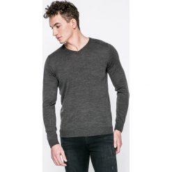 Kensington - Sweter. Czarne swetry klasyczne męskie Kensington, l, z dzianiny. W wyprzedaży za 39,90 zł.