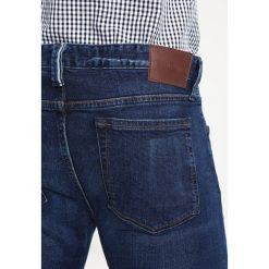 Pier One Jeansy Slim Fit rinsed. Niebieskie jeansy męskie marki Pier One. Za 189,00 zł.