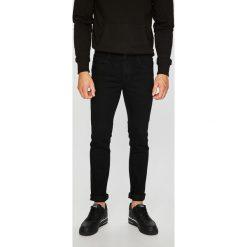 Produkt by Jack & Jones - Jeansy. Czarne jeansy męskie skinny PRODUKT by Jack & Jones, z bawełny. Za 129,90 zł.
