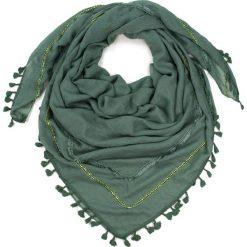 Chusty damskie: Art of Polo Chusta damska Kwintesencja zielona