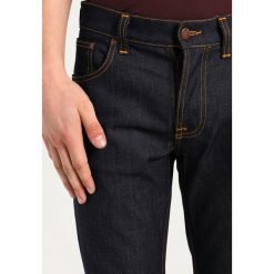 Nudie Jeans GRIM TIM Jeansy Slim Fit raw denim. Czarne jeansy męskie relaxed fit Nudie Jeans. Za 459,00 zł.