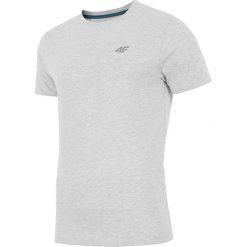 4f Koszulka szara r. XL (H4Z17-TSM001). Szare koszulki sportowe męskie marki 4f, m. Za 23,00 zł.