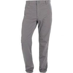 Chinosy męskie: DOCKERS Spodnie materiałowe burma grey