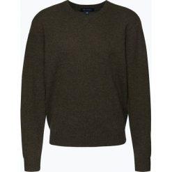 Mc Earl - Sweter męski, zielony. Zielone swetry klasyczne męskie Mc Earl, m, z wełny. Za 129,95 zł.