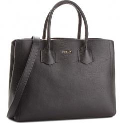 Torebka FURLA - Alba 984359 B BTI4 HSF Onyx. Czarne torebki klasyczne damskie Furla, ze skóry. Za 1249,00 zł.