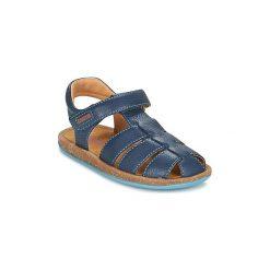 Sandały Dziecko  Camper  BICHIO. Niebieskie sandały dziewczęce Camper. Za 263,20 zł.