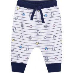 Spodnie dresowe dziewczęce: Spodnie dresowe długie dla dziecka 3-36 m