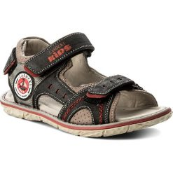 Sandały LASOCKI KIDS - CI12-BOSTON-01 Czarny. Czarne sandały męskie skórzane Lasocki Kids. Za 89,99 zł.
