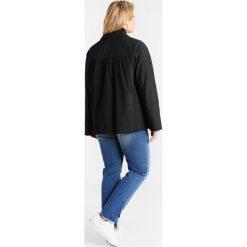 Płaszcze damskie pastelowe: Persona by Marina Rinaldi TAHITI Krótki płaszcz black