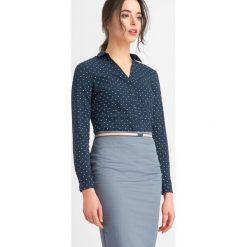 Odzież damska: Koszula ze wzorem