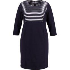 Sukienki hiszpanki: Persona by Marina Rinaldi OLEANDRO Sukienka z dżerseju navy blue