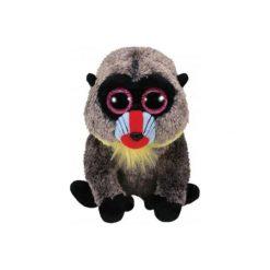Maskotka TY INC Beanie Boos Wasabi - Pawian 15cm 36895. Czarne przytulanki i maskotki marki TY INC. Za 19,99 zł.