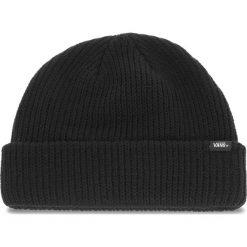Czapka VANS - Core Basics Bea VN000K9YBLK Black. Czarne czapki męskie Vans, z materiału. Za 79,00 zł.