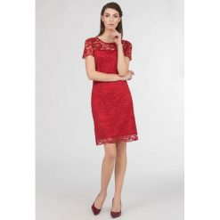 Sukienki hiszpanki: Koronkowa sukienka na wieczór II