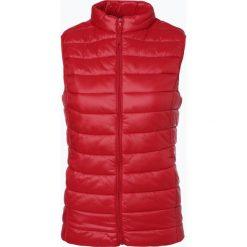 Brookshire - Kamizelka damska, czerwony. Czerwone kamizelki damskie brookshire. Za 149,95 zł.