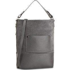 Torebka CREOLE - K10452  Szary. Szare torebki klasyczne damskie Creole, ze skóry. W wyprzedaży za 249,00 zł.