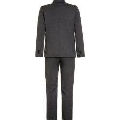 Marynarki męskie slim fit: BOSS Kidswear ENSEMBLE SET  Marynarka grau/schwarz