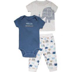 T-shirty męskie z nadrukiem: Carter's WELCOME HOME BABY SET  Body blue