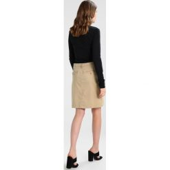 Spódniczki: GANT CLASSIC SKIRT Spódnica ołówkowa  dark khaki