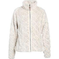 Columbia FIRE SIDE SHERPA  Kurtka Outdoor chalk. Brązowe kurtki sportowe damskie marki Columbia, xl, z materiału. W wyprzedaży za 246,75 zł.