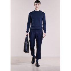 Kardigany męskie: BOSS CASUAL Sweter dark blue
