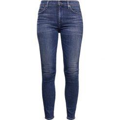 Citizens of Humanity ROCKET  Jeans Skinny Fit rival. Niebieskie rurki damskie Citizens of Humanity. W wyprzedaży za 1007,20 zł.