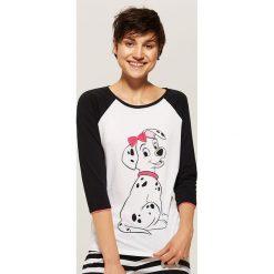 Koszulka piżamowa Disney - Wielobarwn. Szare koszule nocne i halki marki House, l, z motywem z bajki. Za 29,99 zł.
