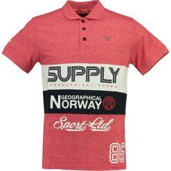 """Koszulki polo: Koszulka polo """"Karchie"""" w kolorze czerwonym"""